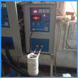 Hochfrequenzniet, der magnetische Induktions-Heizungs-Maschine (JLM-25, erhitzt)