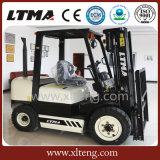 Ltma販売のための4トン容量の新しい油圧ディーゼルフォークリフト