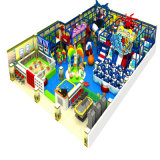 O CE o mais novo Safe Kids Indoor Playground de Design para Sale