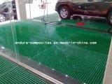 FRP Vergitterung/geformter Vergitterung-/Auto-waschender Station-Bodenbelag