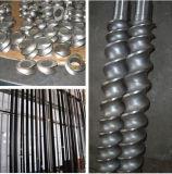 Parafusos e fixadores para extrusora de plástico