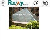 Шаг прокатанного стекла/лестница прокатанного стекла/стекло Lamianted Tempered