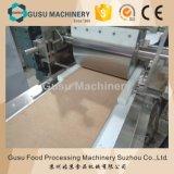 Máquina da produção da barra do caramelo e de nougat do Enrober do chocolate