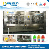 1.5liter automatique Round Bottle Hot Filling Line