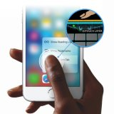 De aangemaakte Beschermer van het Scherm van het Glas voor iPhone 6s en 6s plus 9h Hardheid 2.5D om Compatibele systeem van de Aanraking van de Rand 3D