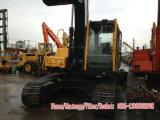 A máquina escavadora usada de Volvo Ec210blc, Volvo usou a máquina escavadora na venda