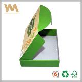 Изготовленный на заказ коробки подарка гофрированной бумага для фрукт и овощ