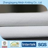 Tela de engranzamento elástica feita malha de Lycra do poliéster para a roupa interior da sapata (MJ5012)