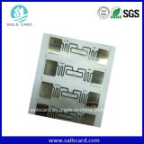 la marqueterie sèche de fréquence ultra-haute de l'IDENTIFICATION RF 860~960MHz/a mouillé la marqueterie pour ISO18000-6c