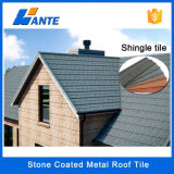 中国の環境に優しい屋根ふきシートの石の上塗を施してある金属の屋根瓦