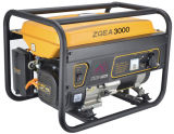 2.8kw Open Type Single Phase Portable Gasoline Generators (ZGEA3000 und ZGEB3000)