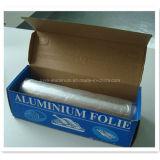 衛生学の台所使用の環境のアルミホイル