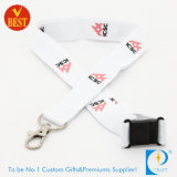 Qualitäts-fördernde kundenspezifische Firmenzeichen gedruckte Polyester-Abzuglinie für Aktivität als Geschenk