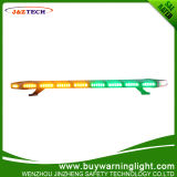 녹색 호박색 색깔을%s 가진 선형 LED 비상사태 Lightbar