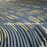 Tubo flessibile di gomma del vibratore, tubo flessibile di gomma, vibratore per calcestruzzo