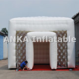 Pequeña tienda inflable comercial del cubo para la venta
