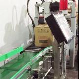 Controllare la macchina del pesatore per vedere se c'è grandi pacchetti pesanti