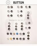 Botón de la manera para la ropa/la ropa/los zapatos/bolso/caso (talla:  12L a 64L)