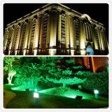 Flutlicht-Arbeits-Garten-Beleuchtung des im Freien des Lampen-Cer RoHS Zustimmungs-Flut-Licht-IP67 schwarzen Gehäuse-bewegliche 50W LED