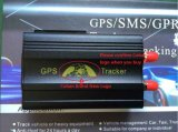エンジン停止Tk103を持つオンライン追跡車GPSの追跡者