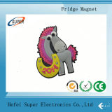 Fertigung Decoration 3D Rubber Fridge Magnet