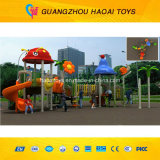 Coloful Kids Outdoor Playground per il parco di divertimenti (A-15032)
