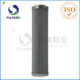 Elemento de filtro do petróleo do engranzamento do aço inoxidável de Filterk 0140d005bn3hc