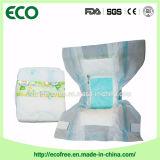 Vendas por atacado descartáveis baratas do tecido do bebê das fraldas ensolaradas do bebê
