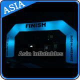Factory Outlet Inflatable Lighting Arch / Lighted Arch