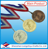 Kundenspezifisches Shaped Medal Sports und Metal Medallion Supplier in China