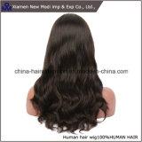 Signora brasiliana Wig della parte anteriore del merletto dei capelli umani