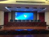 Visualización de LED video de la fábrica de Shenzhen de P3 de interior (que hace publicidad del panel de 480*480m m)