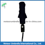 Самая лучшая классицистическая синь Mens складывая автоматический зонтик