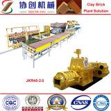 Блок глины штрангпресса делая машину Jky75eii-4.0