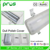Proteger contra intempéries a luz do diodo emissor de luz da prova do vapor 20W de 0.6m para o lote de estacionamento