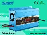 Cargador de batería automático de coche de la fabricación 30A 12V de Suoer con la función del comienzo del motor (DC-1230)