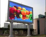 Exhibición de LED fija al aire libre