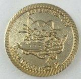 Воинская армия с мягкой монеткой логоса эмали (GZHY-YB-004)