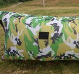 Salon gonflable en nylon de sommeil d'air de Lamzac de lieu de visites chaud (S112)