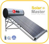 2016 nuovo tipo riscaldatore di acqua solare di pressione con i condotti termici