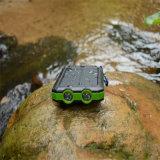 2016 de Populairste Lader van Soalr van de Batterij met Kompas voor het Kamperen