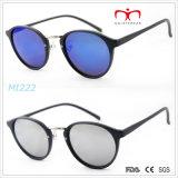 2015 occhiali da sole di plastica di ultimo disegno di modo (MI221&MI222)