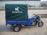 熱い販売の自動油圧貨物三輪車