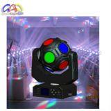 12X12W Kopf DJ-Beleuchtung des Fußball-LED bewegliche