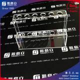 Support acrylique clair commercial lourd de dispositif d'étalage de crayon lecteur