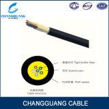 Kabel van 4 Kern van de Vezel van de Wijze Gjpfju van het gebied de Mobiele Enige Binnen Optische
