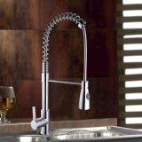 Retirer le robinet en laiton de cuisine de jet