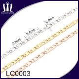 Nuovi monili progettati della collana della catena dell'acciaio inossidabile di modo