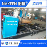 De Pijp CNC Vijf van het staal de Scherpe Machine van het Plasma van de As