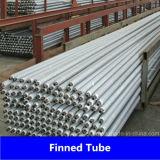 Tube à ailettes d'Inox d'acier inoxydable de la Chine